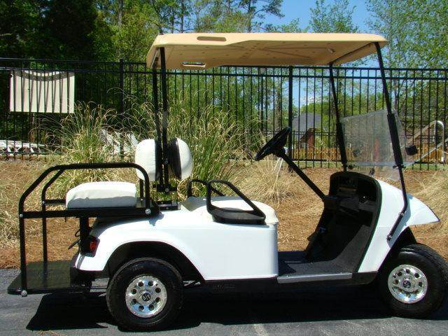 E-Z-GO TXT for sale at Area 31 Golf Carts - Rear Seats in Acme PA