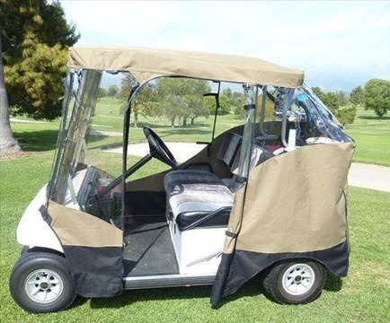 Club Car Vinyl with Zip Open Windows for sale at Area 31 Golf Carts - Accessories in Acme PA