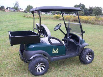 2006 Stealth Hunting Buggy Club Car Precedent for sale at Area 31 Golf Carts - Electric 2 Passenger in Acme PA