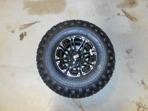 HD Custom Wheels Golf Cart Wheels and Tires for sale at Area 31 Golf Carts - Wheels in Acme PA