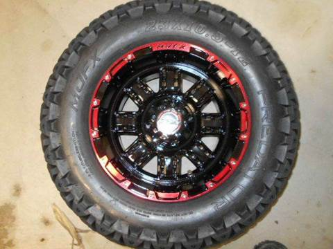 Transformer Wheel Golf Cart Wheels + Tires for sale at Area 31 Golf Carts - Wheels in Acme PA