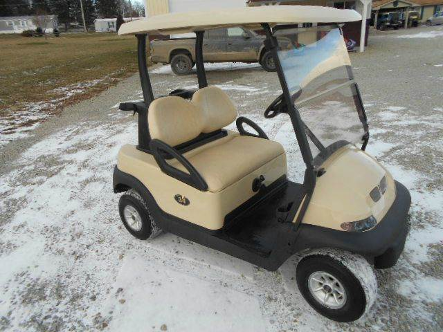 2008 Club Car Golf Cart Precedent With Gas Engine In Acme