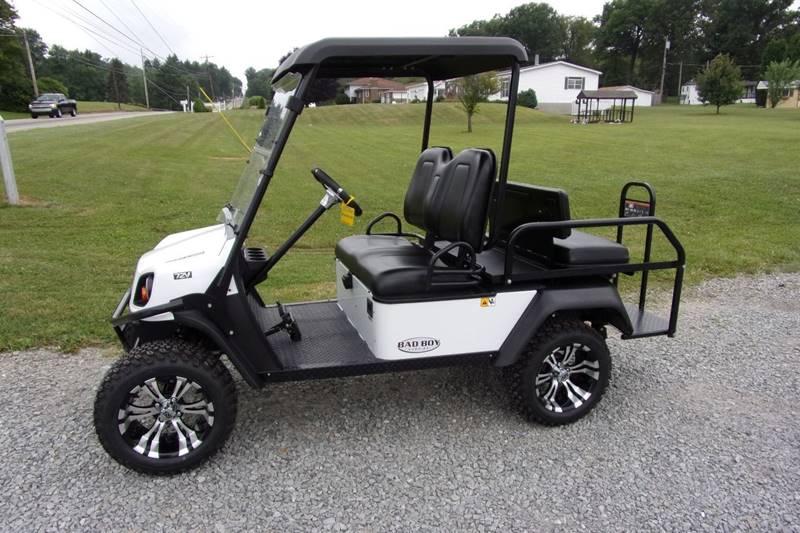 2016 Ez-Go 72 Volt Golf Cart Bad Boy Buggy In Acme PA - Area 31 Golf on plow boy, golf bag boy, shopping cart boy,