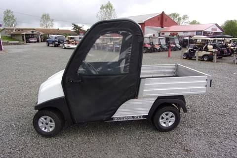 2015 Club Car Carryall 500, with Power Dump for sale in Acme, PA