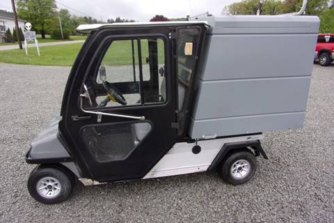 2014 Club Car Utility Cart Carryall with  Cargo Box for sale in Acme, PA