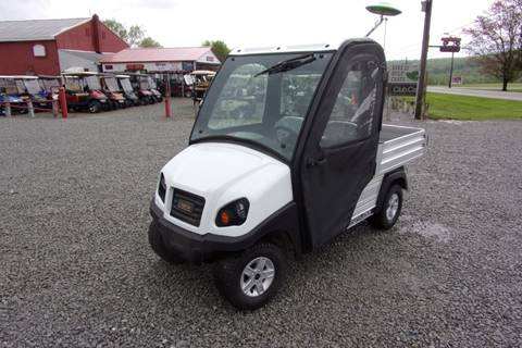 2015 Club Car 500 with Cab and Power Dump for sale in Acme, PA