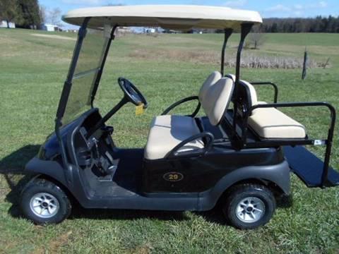 2012 Club Car 4 Passenger Golf Cart Precedent 48 Volt Electric