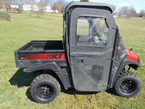 2011 Club Car Utility Dump Cart 950 XRT