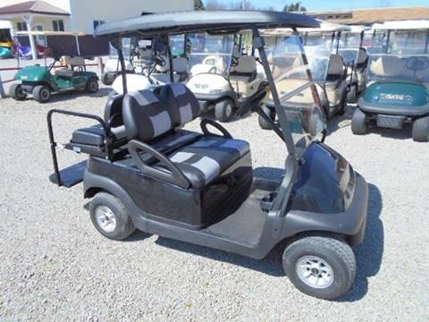 2012 Club Car 4 Passenger Golf Cart Precedent 48 Volt