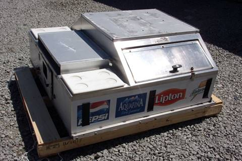 Beverage Bed For Golf Cart Concession Cooler for Drinks for sale in Acme, PA