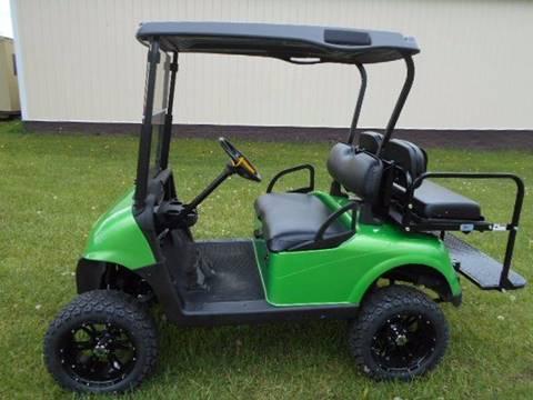 2011 EZ-GO RXV Custom Gas Golf Cart