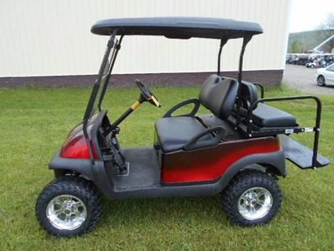 2012 Club Car Golf Cart Precedent 4 Passenger