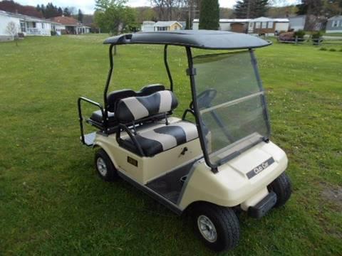 2008 Club Car Golf Cart Gas 4 Passenger