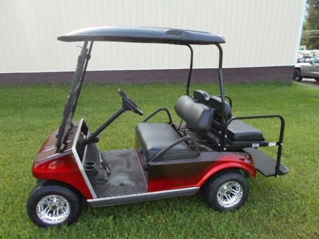 Club Car Golf Carts: 2008 Club Car Custom Golf Cart Ds 4 Seater In Acme PA