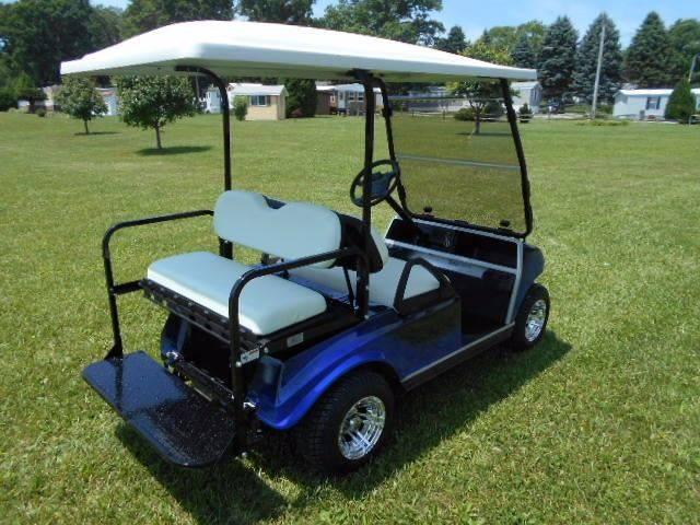 2008 Club Car 4 Passenger Ds Golf Cart Acme Pa