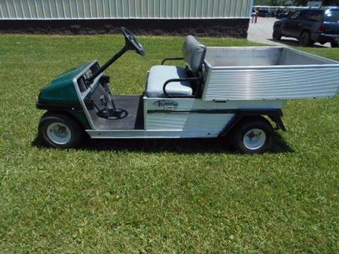 2006 Club Car Carryall Turf II Utility Dump Cart