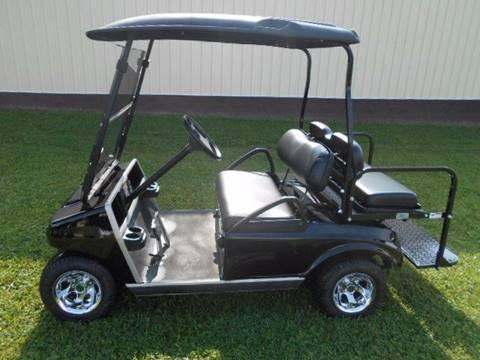 2008 Club Car Gas Golf Cart DS 4 Passenger