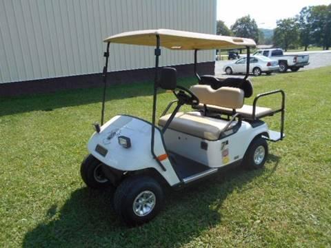 2002 EZ-GO 4 Passenger Golf Cart TXT, Electric