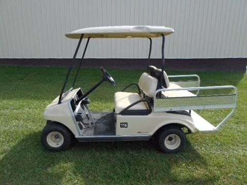 2011 Club Car Gas Golf Cart DS With Cargo Box / Rear Seat