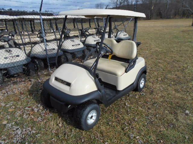 2005 Club Car Precedent Gas Golf Cart Truck Load Sale In Acme Pa