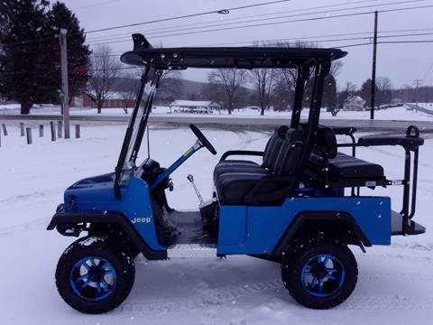 2010 Jeep Like Golf Cart Yamaha
