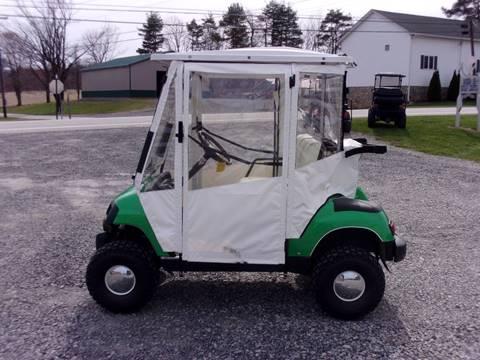 1998 Yamaha Gas Golf Cart G-16 with cab