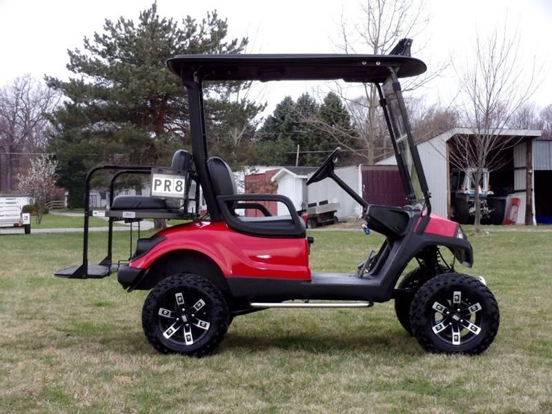 New Yamaha Gas Golf Cart Prices