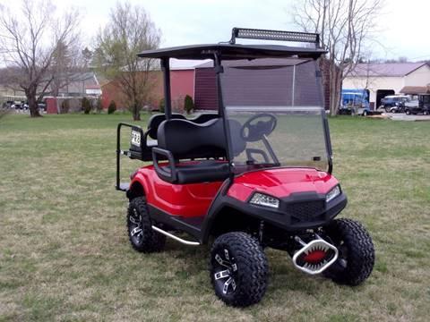 2011 Yamaha Golf Cart Custom, Lifted