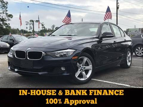 2014 BMW 3 Series for sale in Humble, TX