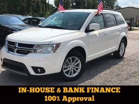 2016 Dodge Journey for sale in Humble, TX