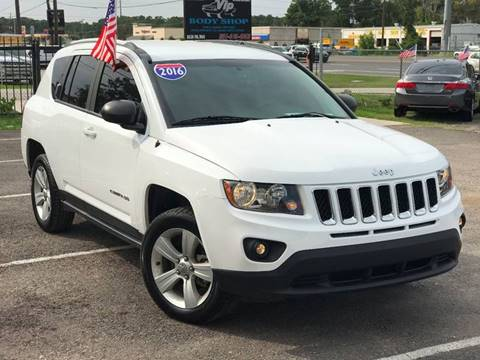 2016 Jeep Compass for sale in Humble, TX