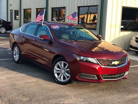 2017 Chevrolet Impala for sale in Humble, TX