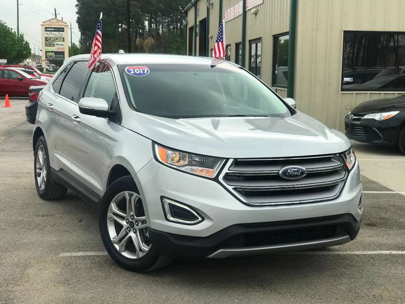 Ford Edge For Sale At Premium Auto Group In Humble Tx