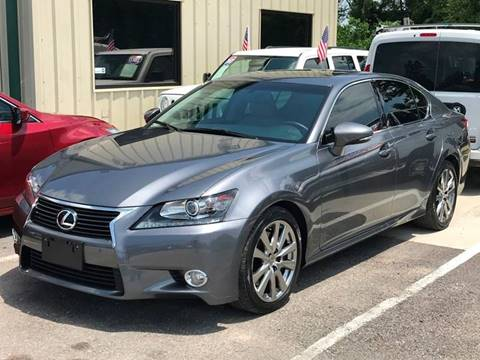 2015 Lexus GS 350 for sale at Premium Auto Group in Humble TX