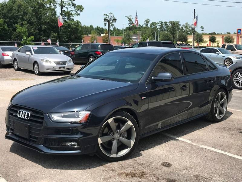 2016 Audi A4 for sale at Premium Auto Group in Humble TX