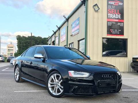 Audi S4 For Sale in Humble, TX - Premium Auto Group