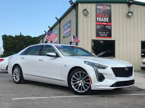 2019 Cadillac CT6 for sale in Humble, TX