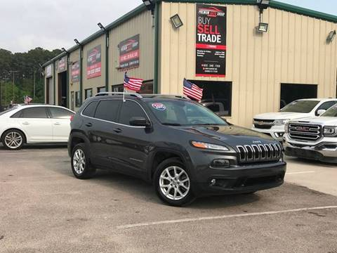 2015 Jeep Cherokee for sale in Humble, TX