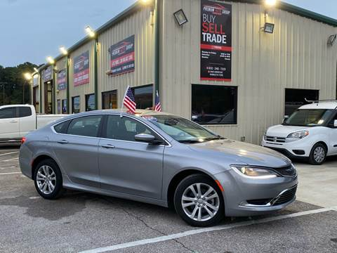 2015 Chrysler 200 for sale in Humble, TX