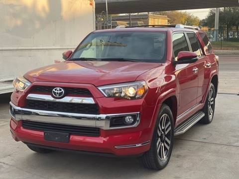 2015 Toyota 4Runner for sale in Humble, TX