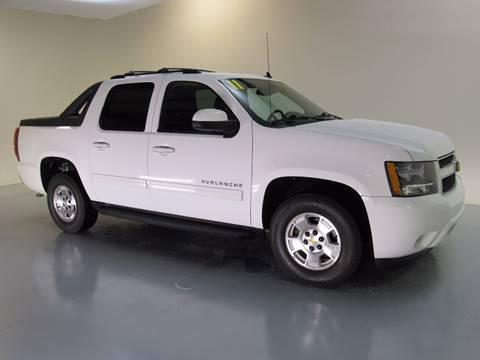 2011 Chevrolet Avalanche for sale in Salina, KS
