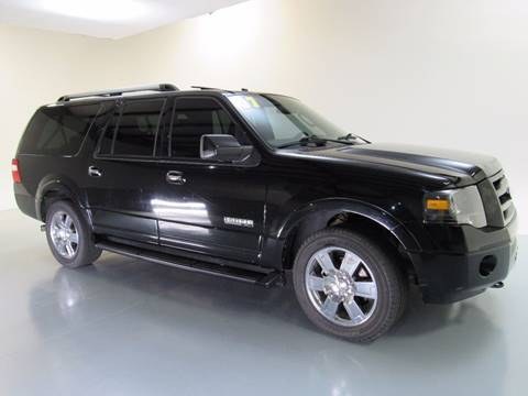 2007 Ford Expedition EL for sale in Salina, KS