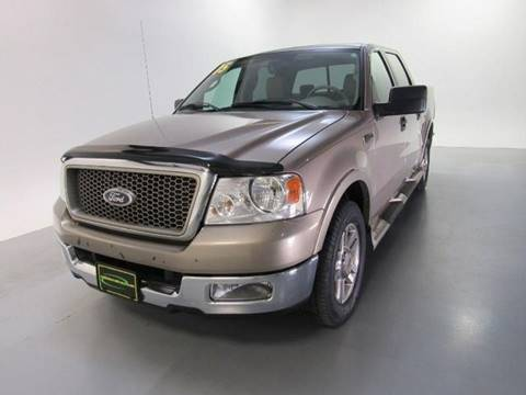 2005 Ford F-150 for sale in Salina, KS