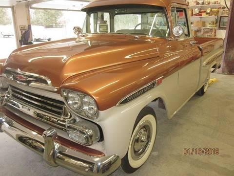 1959 Chevrolet Apache for sale in Salina, KS