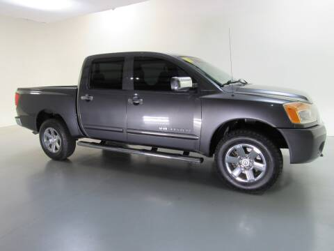 2011 Nissan Titan for sale at Salinausedcars.com in Salina KS