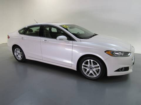 2015 Ford Fusion for sale at Salinausedcars.com in Salina KS