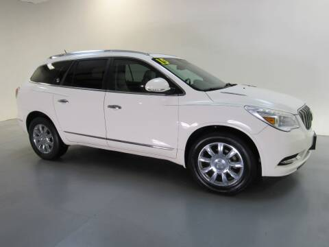 2015 Buick Enclave for sale at Salinausedcars.com in Salina KS
