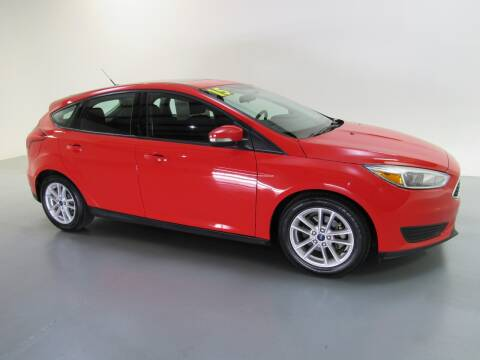 2015 Ford Focus for sale at Salinausedcars.com in Salina KS