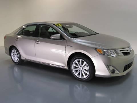 2013 Toyota Camry Hybrid for sale in Salina, KS