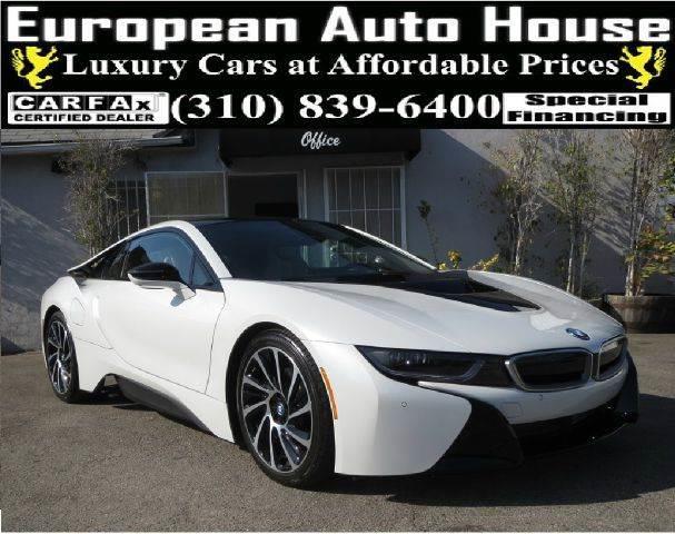 2014 Bmw I8 In Los Angeles Ca European Auto House